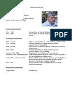 Alexandru Slusari CV