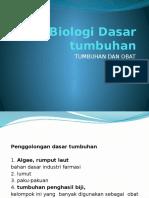 02. Biologi Dasar Tumbuhan (Dra Kisrini)