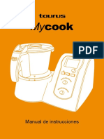Mycook Manual Instrucciones