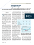 How Revenue Variance Analysis Can Help Airline Organization