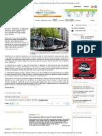Rouen _ Siemens Va Équiper Les Bus de La Ligne T4 de Son Système de Guidage Aux Arrêts