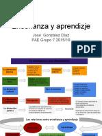 Enseñar y aprender por  Jose Gonzalez