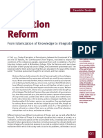 Education Reform by Ziauddin Sardar