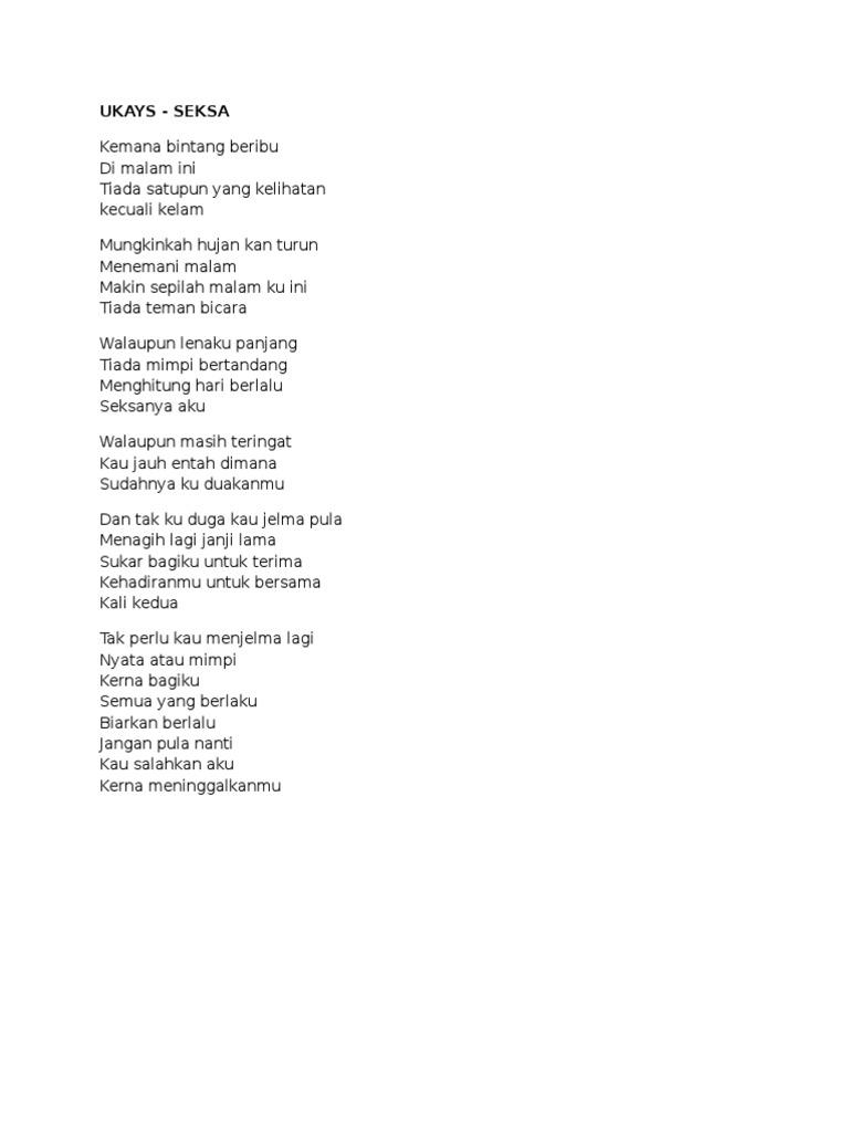 Lirik Lagu Rambo
