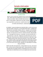 Best Choti golpo Documents | Scribd