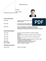 Alexandru Machedon CV