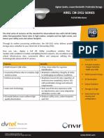 Ariel FHD CM-3102 Series Datasheet August 31 2015