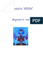 Kundalini Yoga Beginner's Set