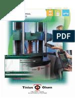 SL Series Testing Machines