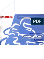 yamaha fz s 2 0 fzn150d manual rh scribd com Yamaha FZ New Model yamaha fz s service manual pdf