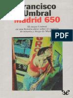 Madrid 650