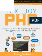 The Joy of PHP - Alan Forbes