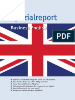 Spezialreport Businessenglish