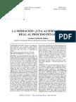 Mediacion como alternativa al derecho penal