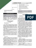 Ley de semillas DS  N° 026-2008