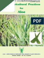 Aloe info