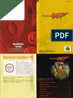 007- Golden Eye - 1997 - Nintendo