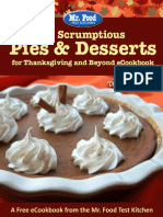 25 Scrumptious Pies Desserts for Thanksgiving and Beyond ECookbook