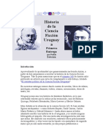 Historia de La Ciencia Ficción Uruguaya