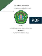 251421549 Makalah Peralatan Industri Alat Pemisah Kontak Fasa Gas Cair 2007 Doc