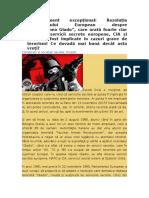 Rezoluţia Parlamentului European Despre Operaţiunea Glado