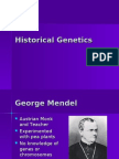 Historical Genetics Internet