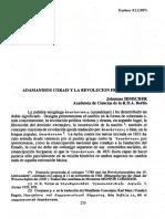 ADAMANDIOS CORAIS Y LA REVOLUCION FRANCESA.pdf