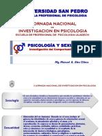 Psicologia y Sexualidad - Investigacion Del Comportamiento Sexual