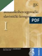 Zbornik radova slavistika
