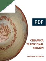 Ceramica tradicional Awajun