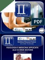 1^-Fisiologia e medicina modulo 1