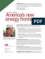 Natural Gas Fact Sheet
