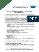 Edital-pos Cultura Doutorado