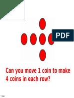 Move 1 Coin