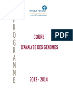 analyse génomique