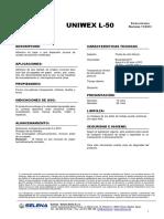 UNIWEX-L-50_FT_ES_ED_112013.pdf