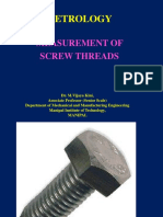 7. Screw Threads