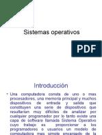 Sistemas Operativos (Clase 1)