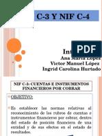 Nif C-3 y Nif C-4