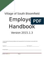 personnel handbook v1 3 20151229