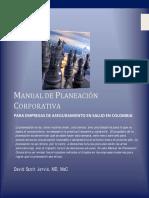 Manual de Planeación Corporativa