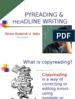 The Copyreader