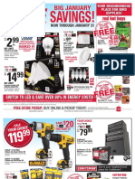 Seright's Ace Hardware January 2016 Red Hot Buys