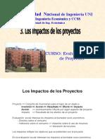 3.UNI Evaluacion Social Los Impactos de Los Proyectos