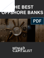 The Best Offshore Banks Preview