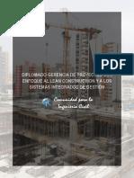 Hoja Tecnica Diplomado Gerencia Lean Construction Rev000