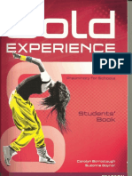 Gold Experience B1 Student`s Book