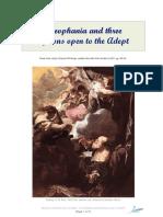 Blavatsky on Three Options Open to the Adept