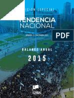 TN Balance Año 2015