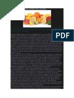 Utilidad Del Acido Citrico en Cancer